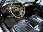 1968 SHELBY GT500 KR FASTBACK - Interior - 43431