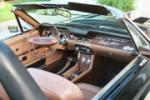 1968 SHELBY GT500 CONVERTIBLE - Interior - 43447