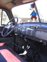 1951 CHEVROLET 3600 PICKUP - Interior - 43450