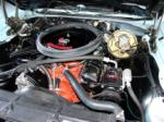 1970 CHEVROLET CHEVELLE SS 396 2 DOOR COUPE - Engine - 43476
