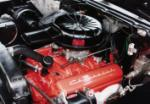 1957 CHEVROLET BEL AIR COUPE - Engine - 43500