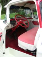 1955 CHEVROLET CAMEO PICKUP - Interior - 43520