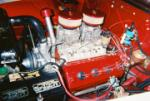 1956 DODGE CORONET D-500 2 DOOR SEDAN - Engine - 43542