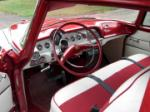 1956 DODGE CORONET D-500 2 DOOR SEDAN - Interior - 43542