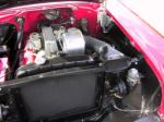 1957 CHEVROLET BEL AIR FI CONVERTIBLE - Engine - 43551
