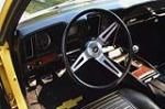 1969 CHEVROLET CAMARO Z/28 RS COUPE - Interior - 43560