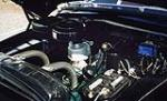 1951 MERCURY MONTEREY CONVERTIBLE - Engine - 43573
