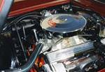 1965 CHEVROLET CORVETTE 327 COUPE - Engine - 43629