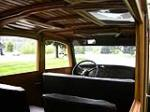 1933 FORD WOODY STATION WAGON - Interior - 43632