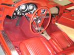 1963 CHEVROLET CORVETTE 327/250 SPLIT WINDOW COUPE TANKER - Interior - 43642