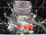 1957 CHEVROLET CUSTOM PICKUP - Engine - 43652