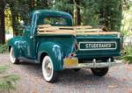 1947 STUDEBAKER PICKUP - Rear 3/4 - 43676