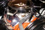 1964 CHEVROLET IMPALA SS CONVERTIBLE - Engine - 43699