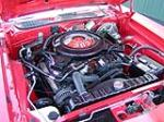 1971 PLYMOUTH CUDA SPORT COUPE - Engine - 43709