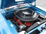 1971 PLYMOUTH CUDA SPORT COUPE - Engine - 43712
