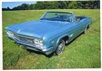 1966 CHEVROLET IMPALA SS CONVERTIBLE - Front 3/4 - 43736