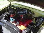 1955 CHEVROLET BEL AIR CONVERTIBLE - Engine - 43744