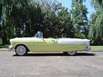 1955 CHEVROLET BEL AIR CONVERTIBLE - Side Profile - 43744
