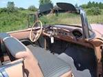 1955 CHEVROLET BEL AIR 2 DOOR CONVERTIBLE - Interior - 43766