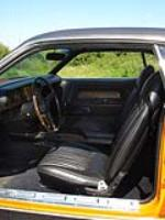 1970 DODGE CHALLENGER R/T 2 DOOR HARDTOP - Interior - 43770