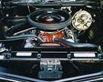1970 CHEVROLET CHEVELLE SS CONVERTIBLE - Engine - 43780