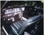1966 CHEVROLET IMPALA SS CONVERTIBLE - Interior - 43781