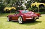 1966 CHEVROLET CORVETTE 454 CUSTOM COUPE - Rear 3/4 - 43784
