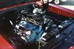 1967 PONTIAC GTO CONVERTIBLE - Engine - 43792