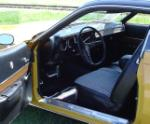 1971 DODGE CHARGER 500 2 DOOR HARDTOP - Interior - 43795