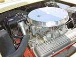 1958 CHEVROLET CORVETTE CONVERTIBLE - Engine - 43806