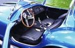 1965 SHELBY COBRA 4000 ROADSTER CONTINUATION SERIES - Interior - 43807