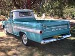 1958 GMC 150 FLEETSIDE LONG BED - Rear 3/4 - 43811
