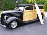 1936 FORD WOODY WAGON - Misc 1 - 43819