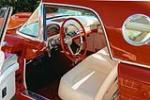 1956 FORD THUNDERBIRD CONVERTIBLE - Interior - 43870