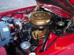 1965 FORD THUNDERBIRD CONVERTIBLE - Engine - 43889