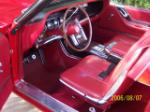 1965 FORD THUNDERBIRD CONVERTIBLE - Interior - 43889
