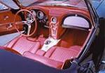 1963 CHEVROLET CORVETTE FI CONVERTIBLE - Interior - 43893