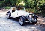 1952 MG CONVERTIBLE RE-CREATION - Front 3/4 - 43937