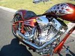 2006 AMP 300 AIR TAIL PRO-CHOPPER - Engine - 44000