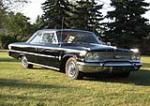 1963 FORD GALAXIE 500 XL 2 DOOR HARDTOP - Front 3/4 - 44001