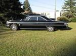 1963 FORD GALAXIE 500 XL 2 DOOR HARDTOP - Side Profile - 44001