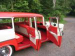 1956 CHEVROLET 210 BEAUVILLE WAGON - Interior - 44011