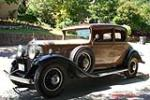 1931 CADILLAC 355 A VICTORIA COUPE - Front 3/4 - 44019