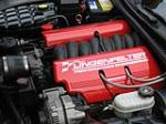 2000 CHEVROLET CORVETTE 427 LINGENFELTER TWIN TURBO COUPE - Engine - 44023