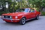 1967 FORD MUSTANG GTA FASTBACK - Front 3/4 - 44045