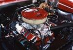 1966 CHEVROLET CHEVELLE CONVERTIBLE 396 RE-CREATION - Engine - 44097