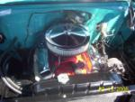 1955 CHEVROLET BEL AIR CUSTOM 2 DOOR POST - Engine - 44120