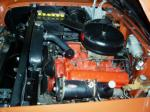 1957 CHEVROLET BEL AIR CONVERTIBLE - Engine - 44149