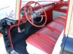 1956 FORD COUNTRY SQUIRE WAGON - Interior - 44163