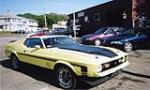 1971 FORD MUSTANG MACH 1 FASTBACK - Front 3/4 - 44185